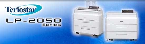 Seiko LP 2050 B & W and color led copier/printer